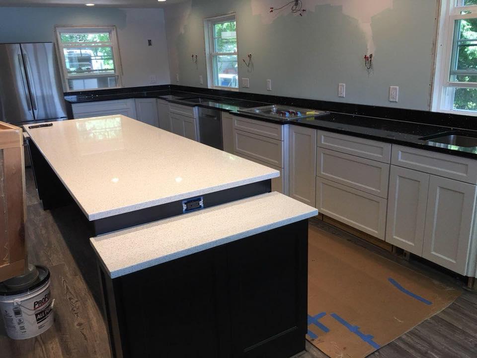 Custom Kitchen and Bathroom Countertop Installation Photo ...