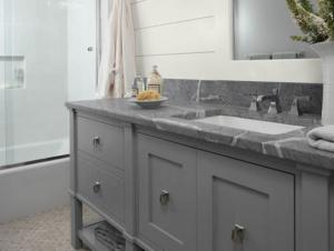 Soapstone Bathroom Vanity