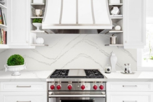 Spectrum Quartz Backsplash